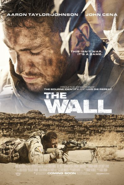 The Wall 2017 720p BluRay DTS x264-DRONES