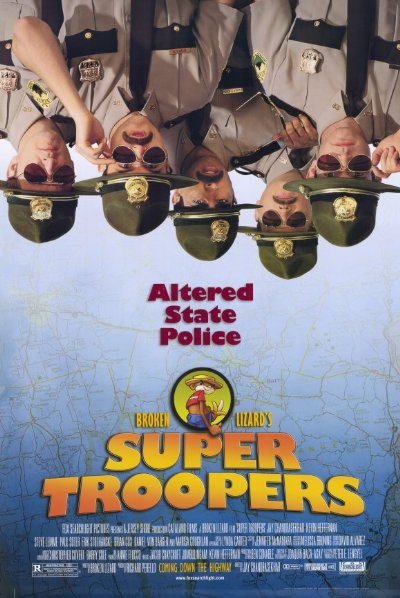 Super Troopers 2001 BluRay REMUX 1080p AVC DTS-HD MA 5.1-SiCaRio