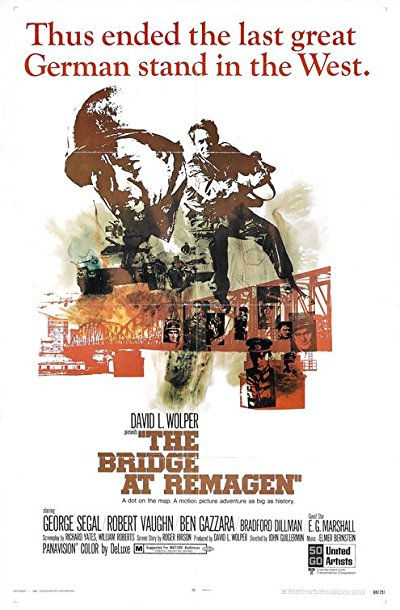 The Bridge at Remagen 1969 1080p BluRay FLAC x264-SADPANDA