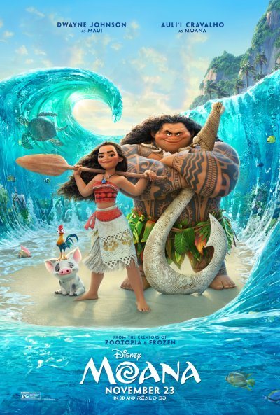 Moana 2016 BluRay 1080p DTS x264-CHD
