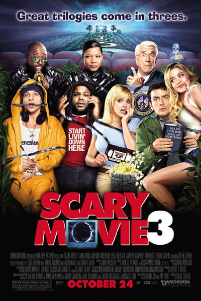 Scary Movie 3 2003 BluRay REMUX 1080p AVC DTS-HD MA 5.1 HYBRID-FraMeSToR