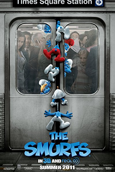 The Smurfs 2011 2160p UHD BluRay X265-iNVANDRAREN