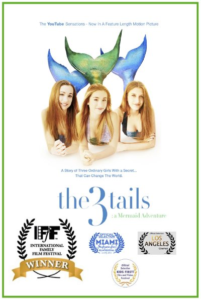 The3Tails Movie A Mermaid Adventure 2015 1080p BluRay DTS x264-GUACAMOLE