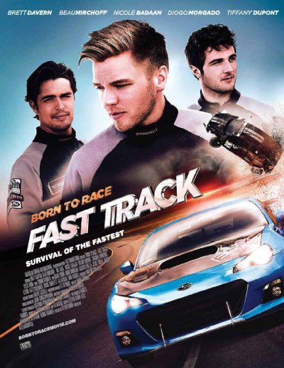 Born to Race 2 Fast Track 2014 720p BluRay DTS x264-THUGLiNE