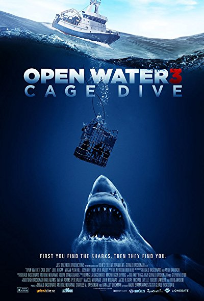 Open Water 3 Cage Dive 2017 720p BluRay DTS x264-PSYCHD