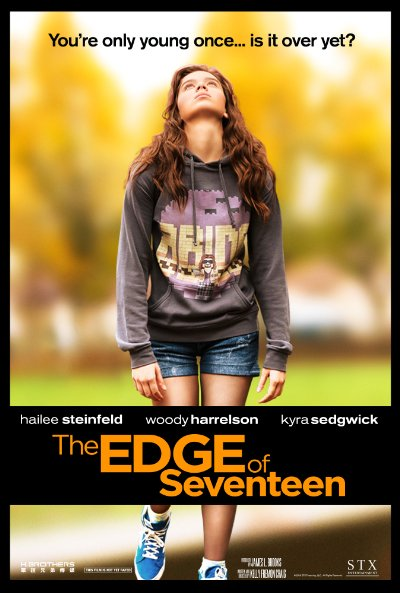 The Edge of Seventeen 2016 720p WEB-DL DD5.1 H264 -EVO