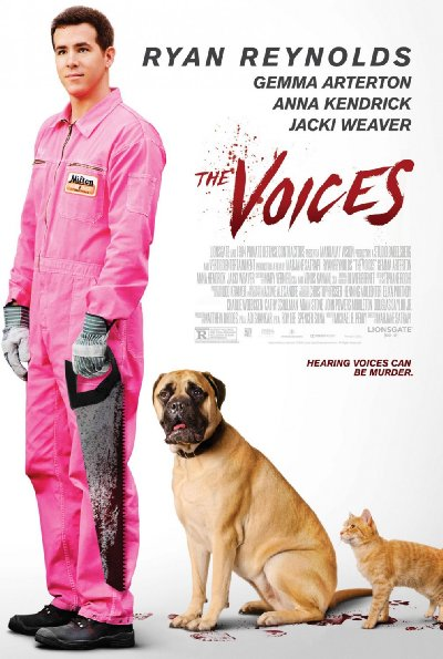 The Voices 2014 BluRay REMUX 1080p AVC DTS-HD MA 5.1-FraMeSToR