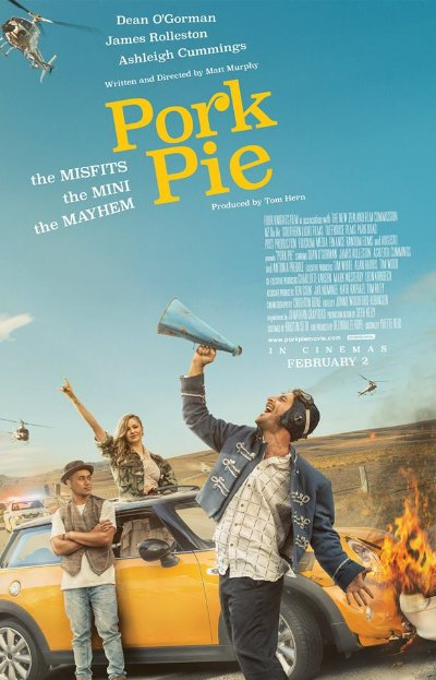 Pork Pie 2017 BluRay REMUX 1080p AVC DTS-HD MA 5.1 - KRaLiMaRKo