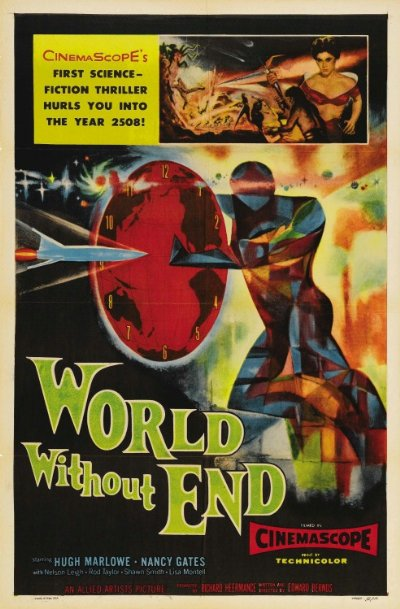 World Without End 1956 1080p BluRay FLAC x264-SADPANDA