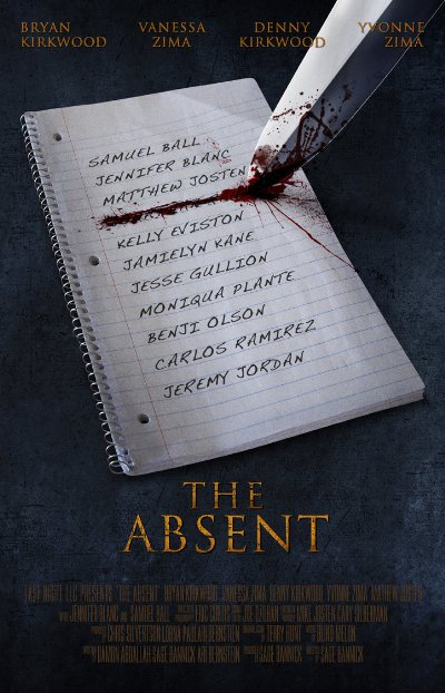 The Absent 2011 1080p WEB-DL AAC x264-iNTENSO