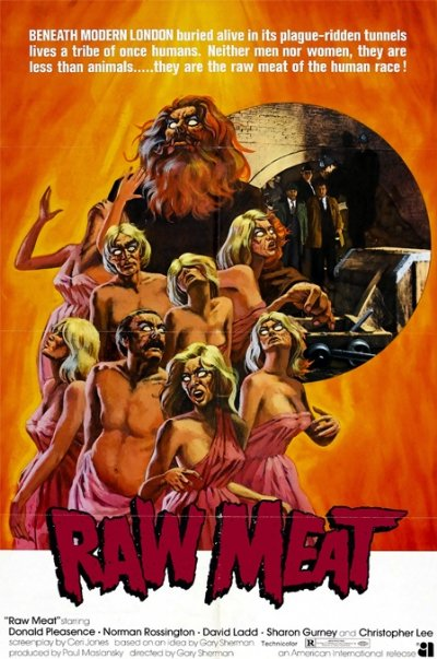 Death Line AKA Raw Meat 1972 BluRay REMUX 1080p AVC DTS-HD MA 2.0-GARBAGEDAY