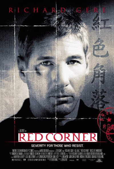 Red Corner 1997 BluRay REMUX 1080p AVC DD5.1 - KRaLiMaRKo
