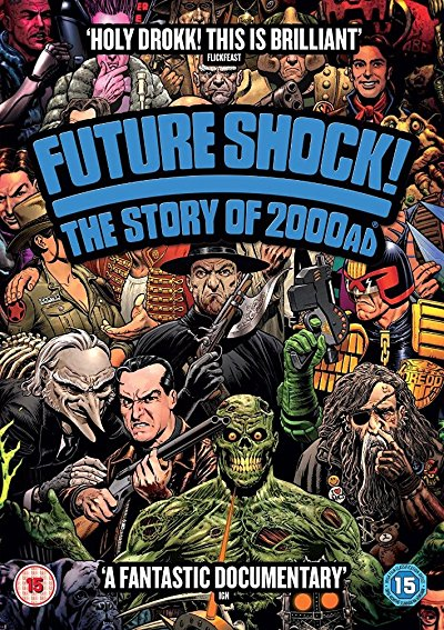 Future Shock The Story Of The 2000AD 2014 720p BluRay DD2.0 x264-CiNEFiLE