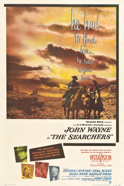 The Searchers 1956 BluRay REMUX 1080p VC-1 DD1.0-FraMeSToR