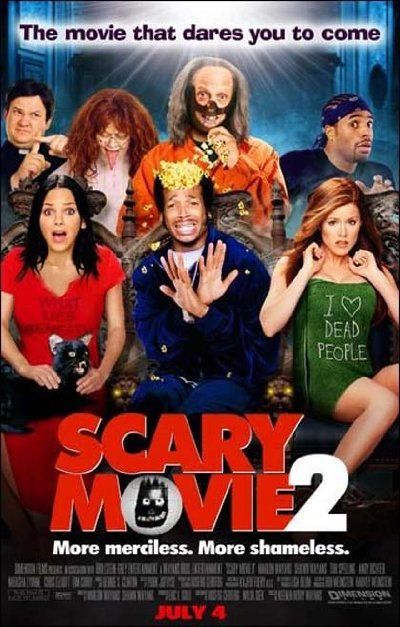 Scary Movie 2 2001 BluRay REMUX 1080p AVC DTS-HD MA 5.1 HYBRID-FraMeSToR