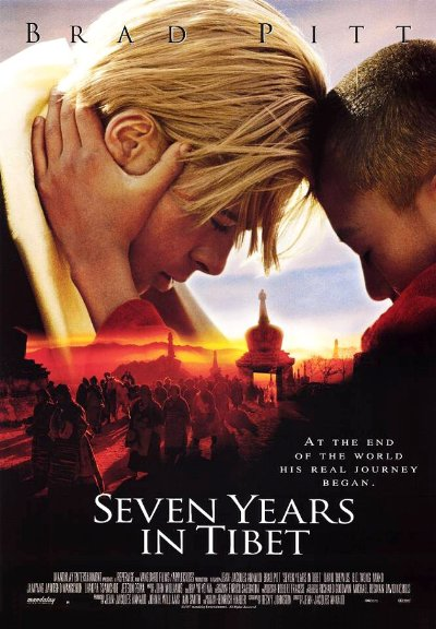 Seven Years in Tibet 1997 BluRay REMUX 1080p AVC DTS-HD MA 5.1-EPSiLON