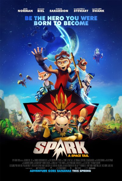 Spark - A Space Tail 2016 BluRay REMUX 1080p AVC DTS-HD MA 5.1 - KRaLiMaRKo