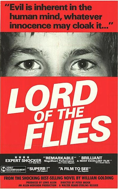 Lord of the Flies 1963 BluRay REMUX 1080p AVC PCM Mono-BluHD