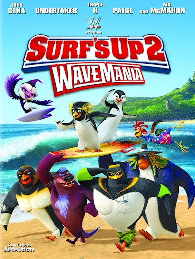 Surfs Up 2 WaveMania 2017 1080p WEB-DL DD5.1 H264-FGT