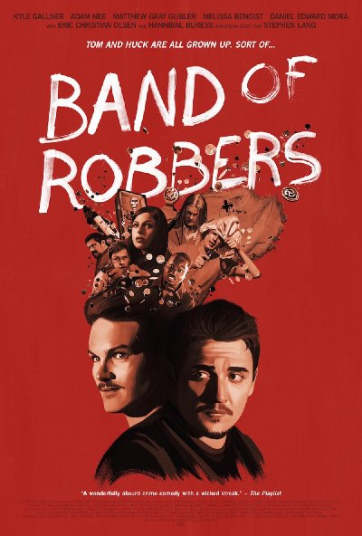 Band of Robbers 2015 BluRay REMUX 1080p AVC DD5.1 - KRaLiMaRKo