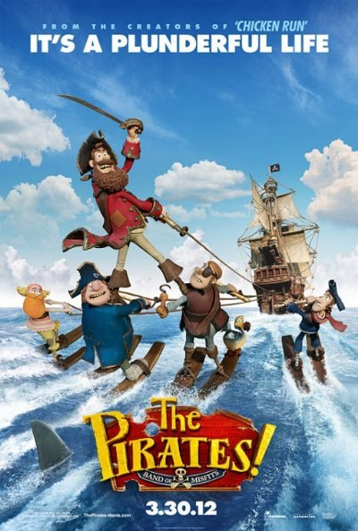 The Pirates Band of Misfits 2012 BluRay REMUX 1080p AVC DTS-HD MA 5.1-KtD