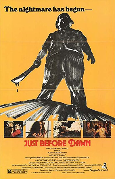 Just Before Dawn 1984 EXTENDED 1080p BluRay DD2.0 x264-SPOOKS