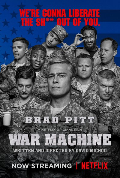 War Machine 2017 2160p WEB-DL DD5.1 HEVC-PLAYREADY