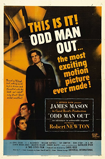 Odd Man Out 1947 Criterion Collection 720p BluRay DD1.0 x264-WiKi