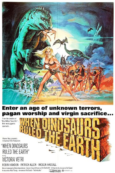 When Dinosaurs Ruled The Earth 1970 720p BluRay DTS x264-RedBlade