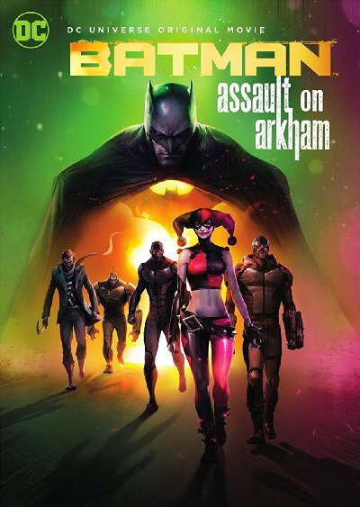 Batman Assault on Arkham 2014 1080p BluRay DTS x264-WiKi