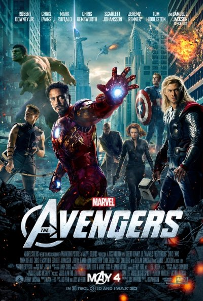 The Avengers 2012 2160p UHD BluRay TrueHD 7.1 x265-TERMiNAL