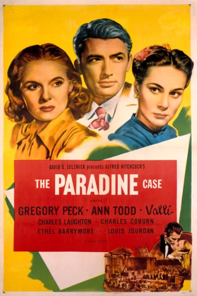 The Paradine Case 1947 1080p BluRay DTS x264-SiNNERS