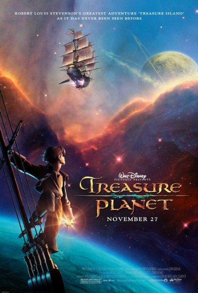 Treasure Planet 2002 BluRay REMUX 1080p AVC DTS-HD MA 5.1-FraMeSToR