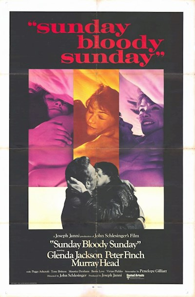 Sunday Bloody Sunday 1971 720p BluRay FLAC1.0 x264-EbP