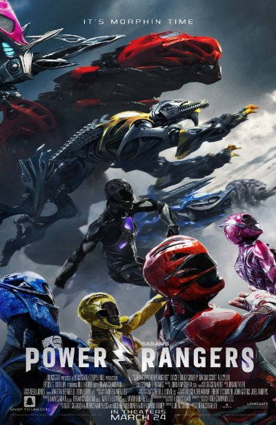 Power Rangers 2017 BluRay REMUX 1080p AVC Atmos - KRaLiMaRKo