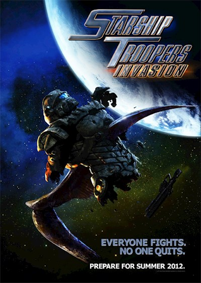 Starship Troopers Invasion 2012 BluRay REMUX 1080p AVC DTS-HD MA 5.1-LAZY