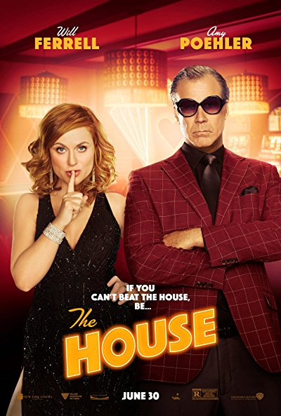 The House 2017 BluRay REMUX 1080p AVC DTS-HD MA 5.1-SiCaRio