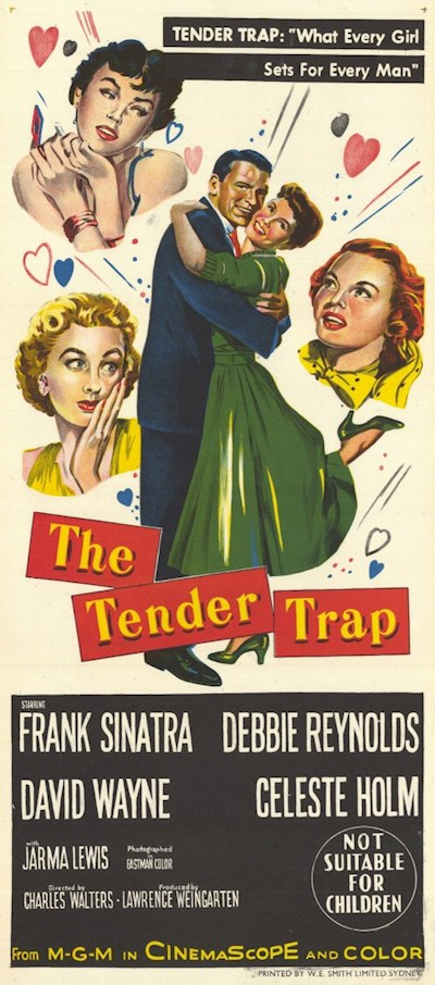 The Tender Trap 1955 720p HDTV DD5.1 x264-REGRET