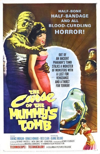 The Curse of the Mummys Tomb 1964 BluRay REMUX 1080p AVC AC-3 2 0-BluHD