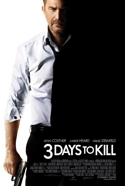 3 Days To Kill 2014 Theatrical BluRay REMUX 1080p AVC DTS-HD MA 5.1-EPSiLON