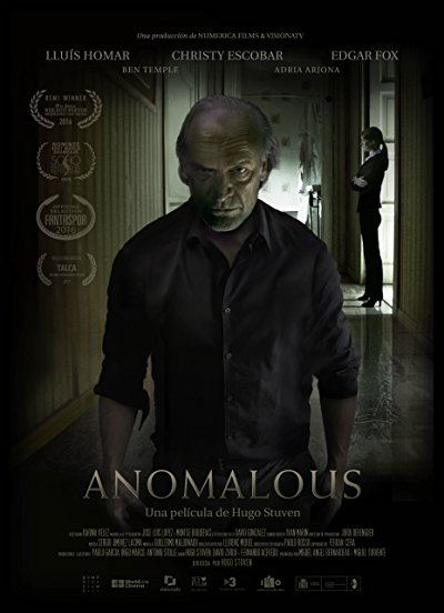 Anomalous 2016 BluRay REMUX 1080p AVC DTS-HD MA 5.1-GM