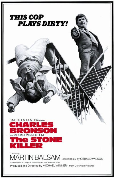 The Stone Killer 1973 720p BluRay DTS x264-SPOOKS