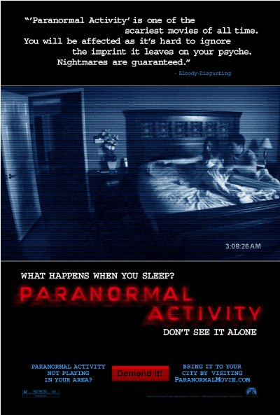 Paranormal Activity 2007 Theatrical Cut BluRay REMUX 1080p AVC DTS-HD MA 5.1-FraMeSToR