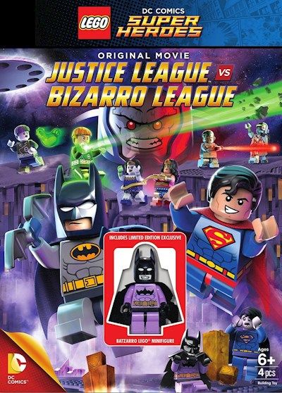 Lego DC Comics Super Heroes Justice League vs Bizarro League 2015 1080p BluRay DTS x264 RBG-GUR