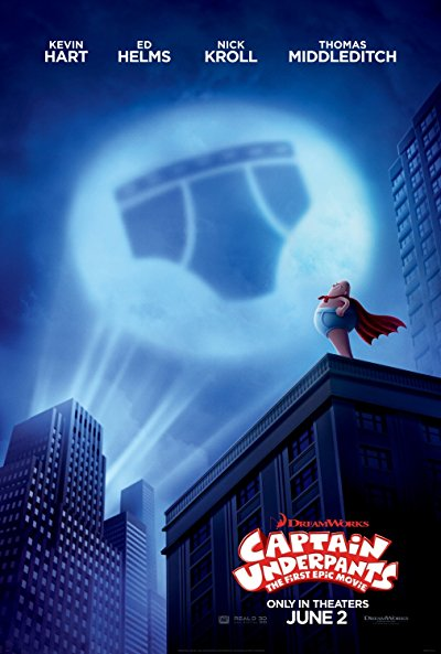 Captain Underpants The First Epic Movie 2017 DUTCH 1080p BluRay DTS x264-HDEX