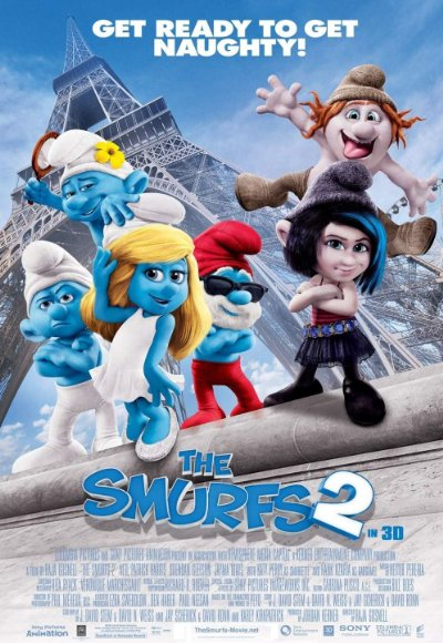 flame-the smurfs 2 2013 3d 1080p BluRay DTS x264