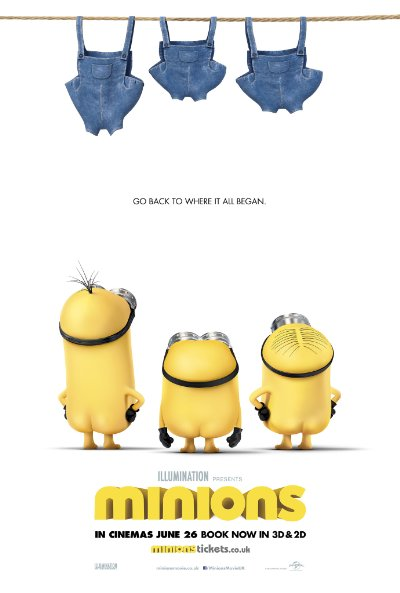 Minions 2015 1080p BluRay DD5.1 x264-HDMaNiAcS