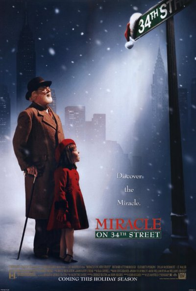 Miracle on 34th Street 1994 BluRay REMUX 1080p AVC DTS-HD MA 5.1-SiCaRio