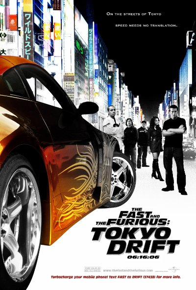 The Fast and the Furious Tokyo Drift 2006 1080p BluRay DTS x264-COW