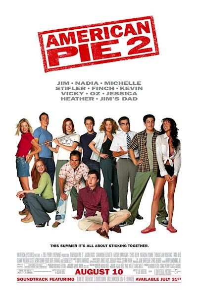 American Pie 2 2001 THEATRICAL 1080p BluRay DTS x264-SPRiNTER
